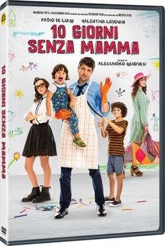 10 Giorni Senza Mamma (2019) DVD9 COPIA 1:1 ITA