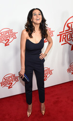 Emmanuelle Chriqui -  Super Troopers 2 Premiere in NYC 4/18/18