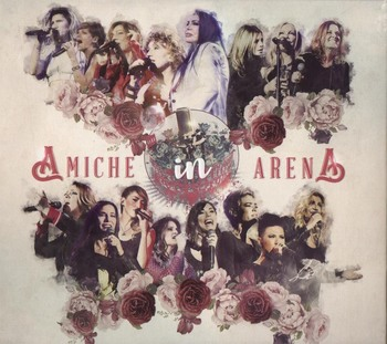 Amiche in Arena (2016) DVD9 Copia 1:1 ITA