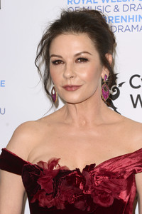 Catherine Zeta-Jones - The Royal Welsh College of Music and Drama Gala in NYC 3/1/19