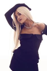 Ariana Grande - Alexi Lubomirski Shoot - ELLE Magazine (August 2018) - Outtakes