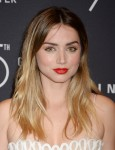 Ana De Armas -           	HFPA and InStyle celebrate Golden Globe Season Los Angeles November 15th 2017.