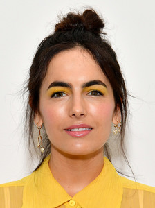Camilla Belle - Noon By Noor Fashion Show in NYC 9/6/18
