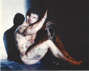 Ордер на смерть (Смертельный приговор) / Death Warrant; Жан-Клод Ван Дамм (Jean-Claude Van Damme), 1990 5c0d1f806058453