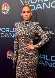 Jennifer Lopez - FYC Event For NBC's 'World Of Dance' in North Hollywood 5/1/18