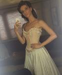 Angela Sarafyan as Clementine Pennyfeather in 'Westworld' (2016-18)