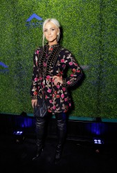 Ashlee Simpson - CIROC Studios Launch in West Hollywood 1/31/18