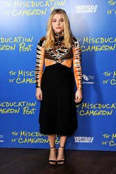 Chloe Grace Moretz - 'The Miseducation of Cameron Post' Screening in London 8/22/18