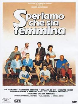 Speriamo che sia femmina (1986) DVD5 Copia 1:1 ITA
