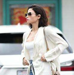 Jenna Dewan - Getting coffee in LA 4/19/18