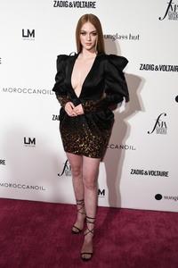Larsen Thompson - Daily Front Row's Fashion Media Awards in NYC 9/6/18