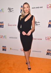 Katrina Bowden - 25th Annual Race To Erase MS Gala in Beverly Hills 4/20/18