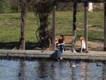 Selena Gomez at Lake Balboa park in Encino 02/02/2018e41d5c737644493