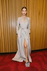 Bella Hadid - Brandon Maxwell FW18 Fashion Show in NYC 2/11/18