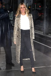 Kristin Cavallari - Arriving at the AOL Build Studios in NYC 4/3/18