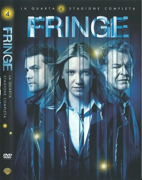 Fringe - Stagione 4 (2008-2009) 6xDVD9 Copia 1:1 ITA-ENG