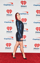 Sharna Burgess - 2018 iHeartRadio Festival in Las Vegas 9/21/18