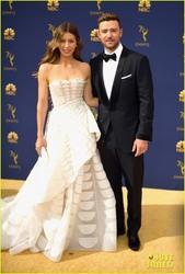 Jessica Biel - 70th Emmy Awards in LA 9/17/18