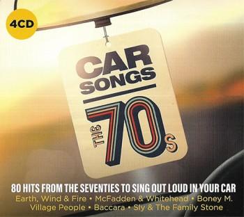 Car Songs - The 70s 4CD (2019) Full Albüm İndir