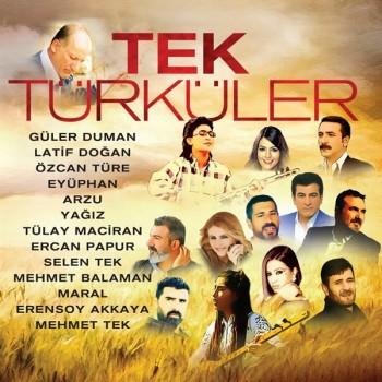 Çeşitli Sanatçılar - Tek Türküler (2018) Full Albüm İndir