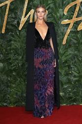 Rosie Huntington-Whiteley - The 2018 British Fashion Awards in London 12/10/18