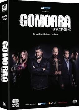 Gomorra - Stagione 3 (2018) 3xDvD9+1xDvD5 COPIA 1:1 ITA/ENG