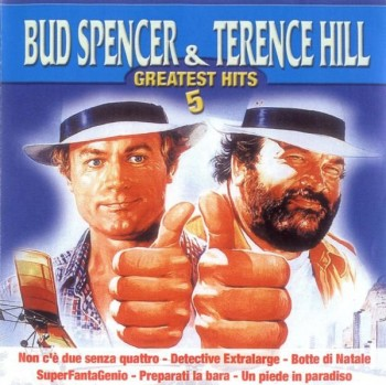Bud Spencer & Terence Hill - Greatest Hits 5 (2003) .mp3 -192 Kbps