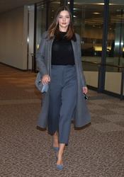 Miranda Kerr - at Narita International Airport in Tokyo 1/9/19