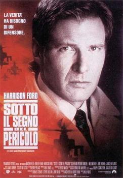 Sotto Il Segno Del Pericolo (1994) DVD9 Copia 1:1 Ita-Eng-Spa