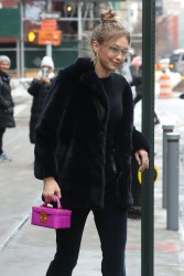 Gigi Hadid - Out in NYC 1/8/18