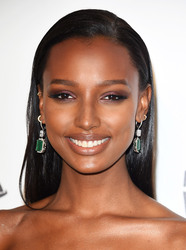 Jasmine Tookes - 26th Annual Elton John AIDS Foundation Oscars Viewing Party in West Hollywood 3/4/18