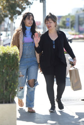 Camila Cabello - Out for lunch in West Hollywood 4/16/18