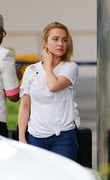 Hayden Panettiere - At the airport in Barbados 2/13/18