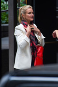 Cameron Diaz - Out in NYC 9/27/18