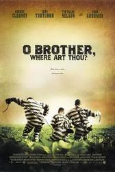 逃狱三王 O Brother, Where Art Thou?_海报