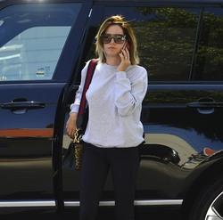 Ashley Tisdale - Out in LA 5/15/18