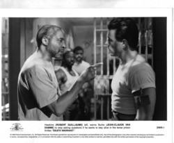 Ордер на смерть (Смертельный приговор) / Death Warrant; Жан-Клод Ван Дамм (Jean-Claude Van Damme), 1990 3c43db808004813
