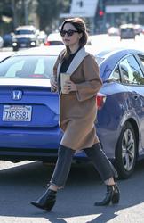 Sophia Bush - Out in Hollywood 2/24/19