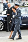 Meghan Markle -                                    100th Anniversary Service RAF Westminster Abbey London July 10th 2018.