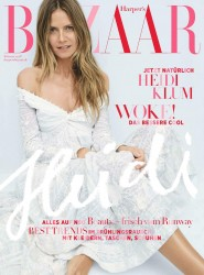 Heidi Klum - Harper's Bazaar Germany (February 2018)
