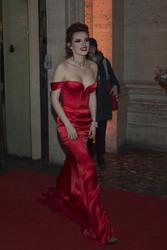 Bella Thorne - 'Midnight Sun' Premiere in Rome 2/27/18