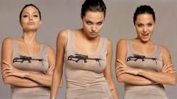 Angelina Jolie, Chloe Bennet, Hailee Steinfeld, Jessica Alba, Malin Akerman, Miley Cyrus, Morena Baccarin, Olivia Wild, Selena Gomez