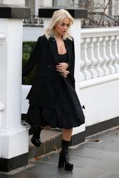 Rita Ora - Out in London 11/19/18