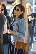 Jenna Dewan - Out for lunch in Studio City 11/26/18