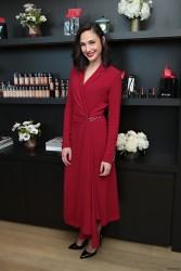 Gal Gadot - Revlon Brand Ambassador Media Day in NYC 1/9/18