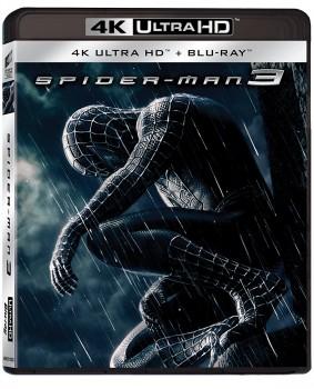 Spider-Man 3 (2007) Full Blu-Ray 4K 2160p UHD HDR 10Bits HEVC ITA DD 5.1 ENG TrueHD 7.1 MULTI