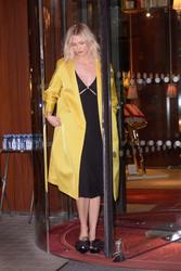 Karlie Kloss - Leaving her hotel in Paris 9/26/18