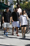 Madison Beer - Out for lunch in Beverly Hills 6/13/18