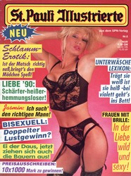 St. Pauli Illustrierte - Nr. 6 -  XXX Adult Magazine Scan