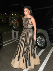 Nicole Scherzinger - Arriving at Craig'sin West Hollywood 2/17/19
